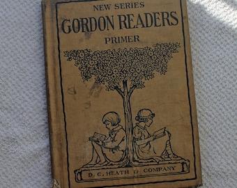 Vintage Reader circa 1917
