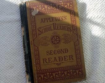 Vintage Reader circa 1881