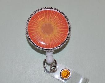 Sun Badge Cover