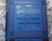 Book Rare first Edition 1891  Vintage Hardcover The Salt-cellar