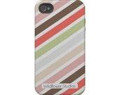 Strawberry Mint Custom Iphone Case
