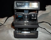 Polaroid One Step close up  camera
