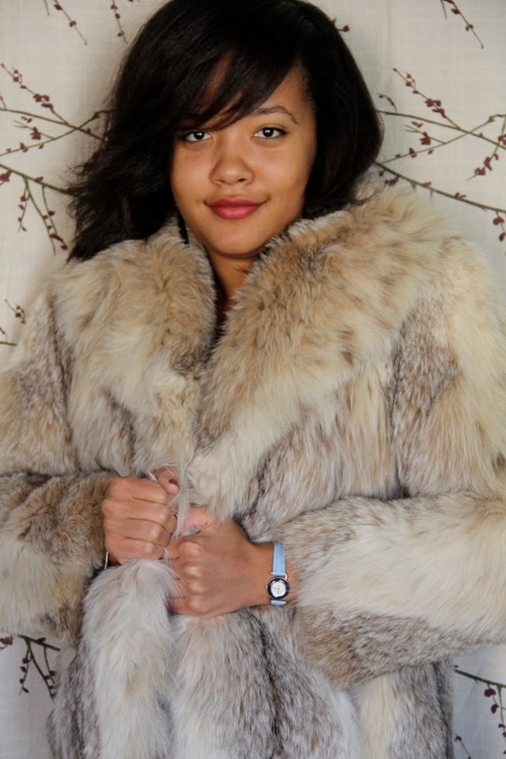 Fox Fur Coats For Sale | Down Coat