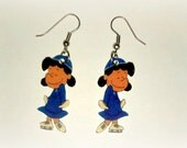 Lucy earrings charlie brown