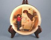 Avon Special Memories by Tom Newsom Plate 1985