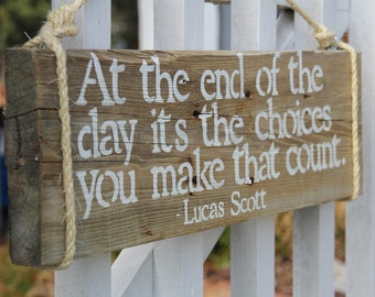 CUSTOM QUOTE- design your own handpainted reclaimed wood sign, cottage chic style