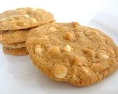 White Chocolate Macadamia Nut Cookies (12 JUMBO or 24 REGULAR)