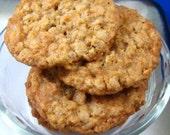 Oatmeal Butterscotch Cookies (12 JUMBO)