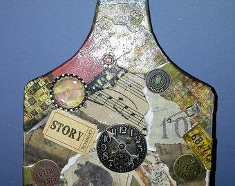 Altered Cutting Board