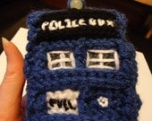 Doctor Who TARDIS cell phone case