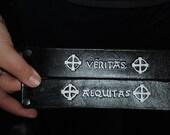 Boondock Saints VERITAS AEQUITAS Cuffs