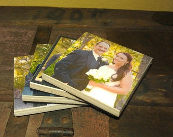 Customized Ceramic Tile Coasters