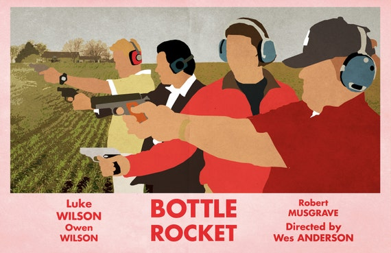 Bottle Rocket 17 x 11 ...