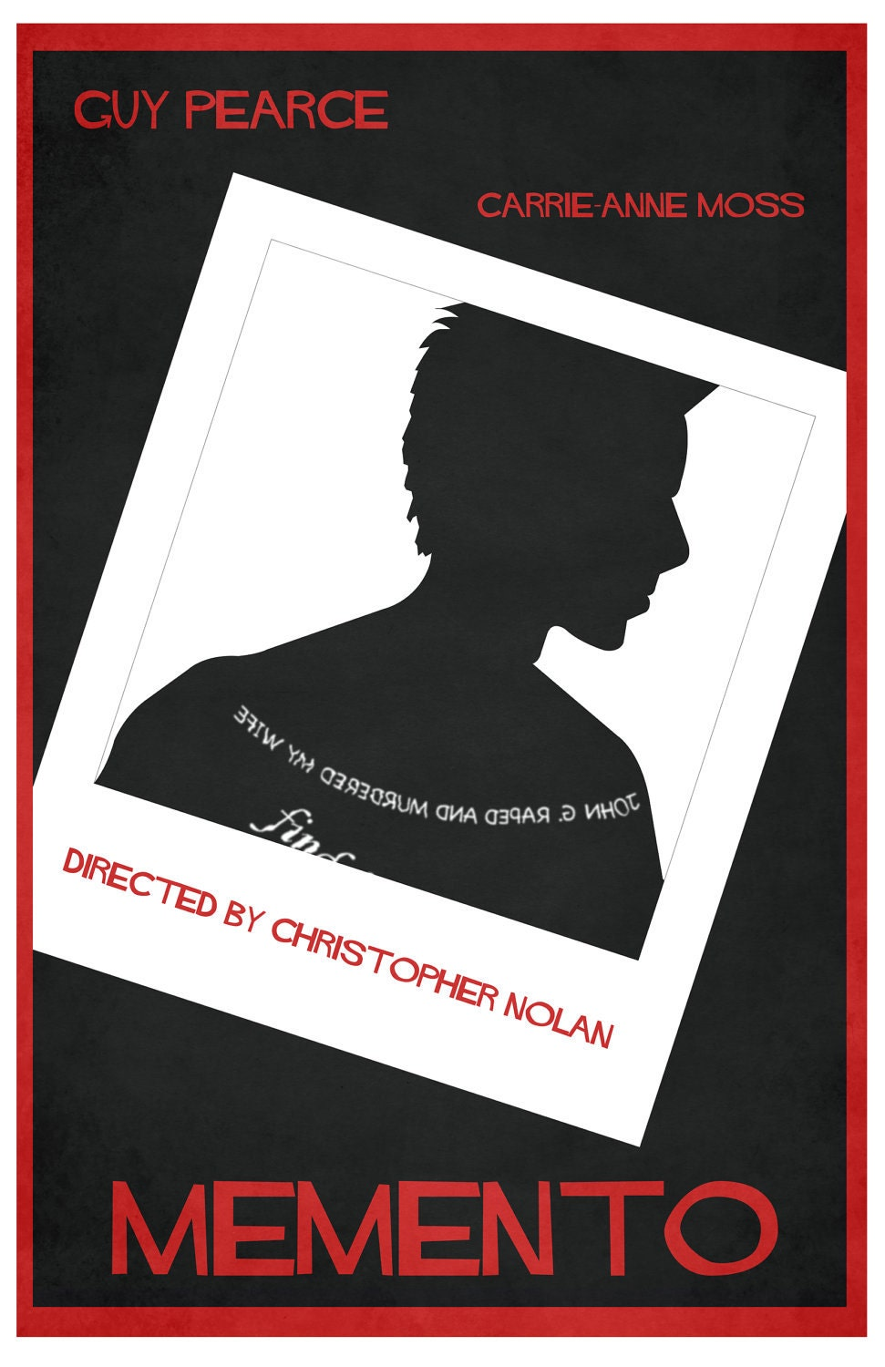 memento the movie A o scot reviews movie memento, written and directed by christopher nolan guy pearce stars photo (m.