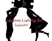 Custom Listing - Reserved for lizlee89