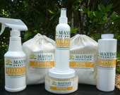 Natural Cleaning Supplies Kit, Ecofriendly