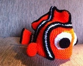 Clown Fish Baby Hat