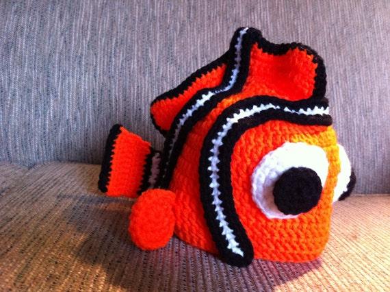Clown Fish Baby Hat