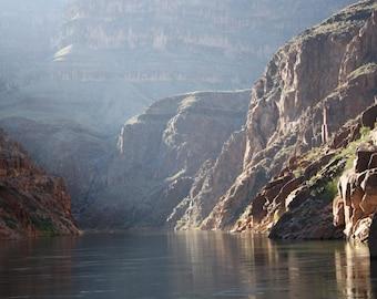 Greeting Card Set--Canyons and Lakes