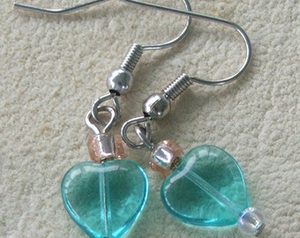 Chacha or coil earrings