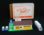 Vintage 1980 Tonka Post Office Builders Playset No. 5140 with Original Box