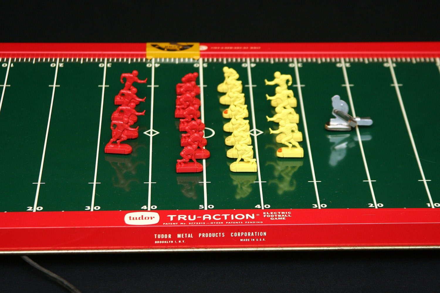 Vintage Electric Football Game 43