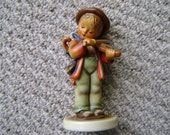Hummel figurine Vintage Little Fiddler 2/0 Trademark 3