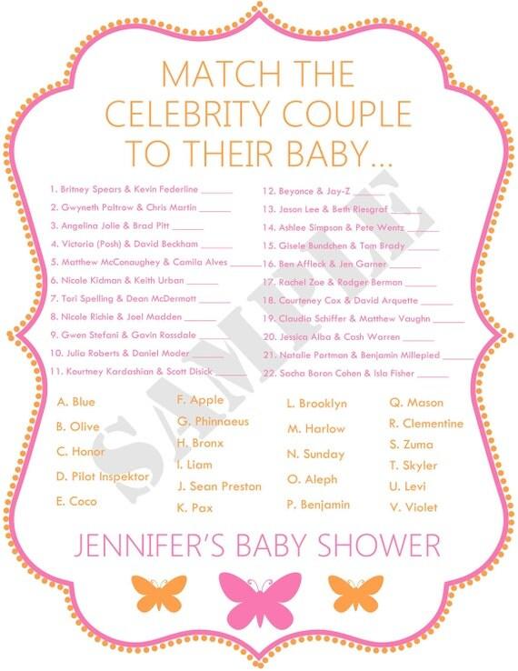 celebrity baby shower game jpeg file butterflies