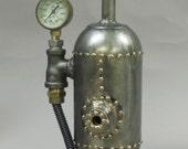Steampunk Boiler Style Hard Drive