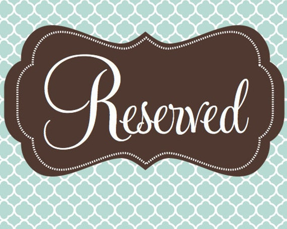 Reserved Listing for Jessica, Custom Wedding Program, Tea Length
