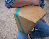 Turquoise Birch Tabla by Index Drums