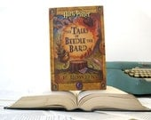 Kindle Cover or Nook Cover- Ereader Case made from a Book- Harry Potter