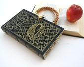 Moby Dick Book Purse Handbag and Kindle Ereader Cover (with compact pocket mirror)