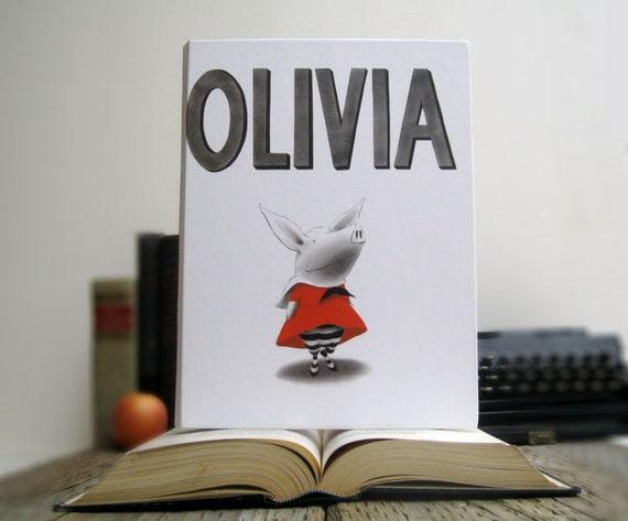 Olivia Book iPad Tablet Cover Case- (iPad / iPad Air / Kindle Fire 8.9 / Nexus 10 / Samsung 10.1 / Hardcover / Book)