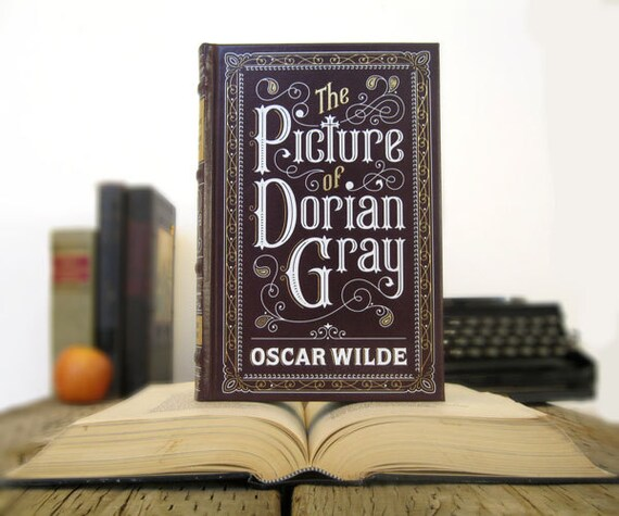 Kindle Cover or Nook Cover- Ereader Case made from a Book- Picture of Dorian Gray