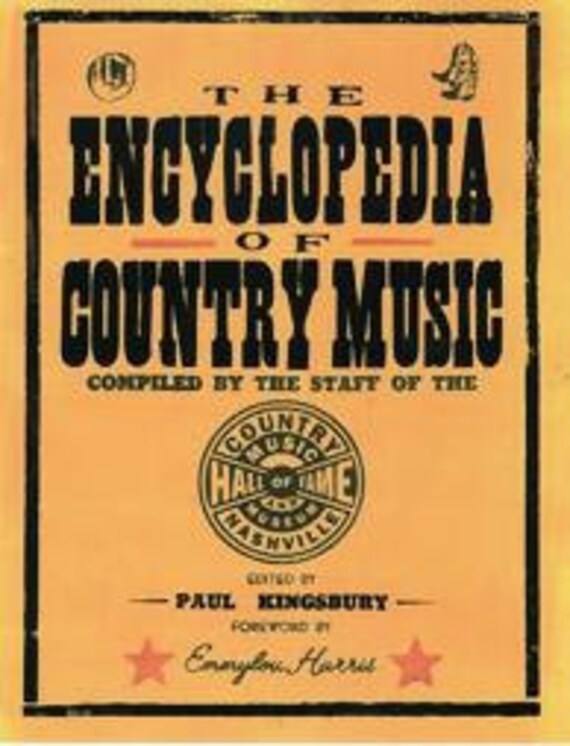 Reserved IPAD 2 Cover-  made from a vintage Book- Country Music