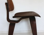 Early Eames Bentwood DCW Chair - EVANS