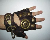 "MENS ""Steampunk""- Moonhoar Monster Glove S, M, L, XL, XXL - Moonhoar"