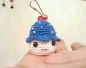Adorable Mini Cupcake Keychains...Tooo Cute