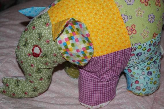 Ellie Elephant Plush Toy