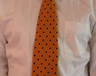 Vintage Mustard Tie