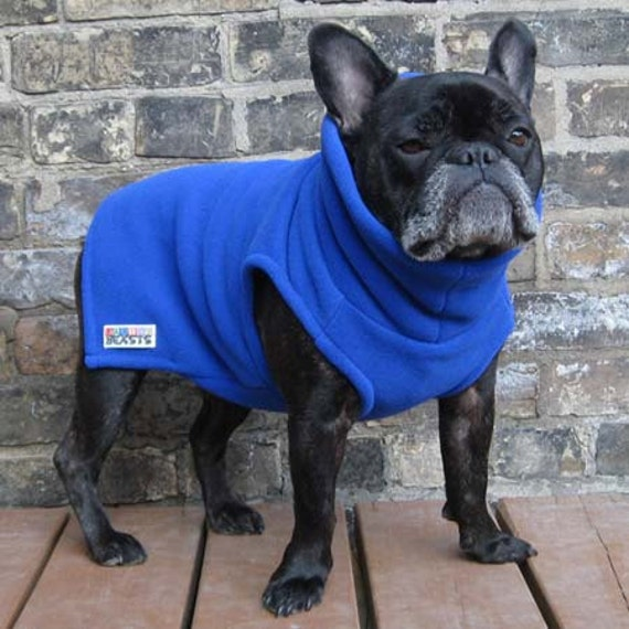 Items similar to The Turtleneck - Adult Boy French Bulldogs & Pugs on Etsy