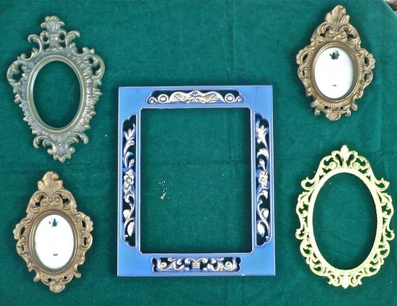 Picture Frames Vintage Baroque Ornate REDUCED