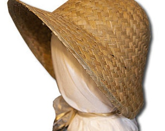 Austentation Blank-  Create Your Own Jane Austen Regency Straw Bonnet: Jane