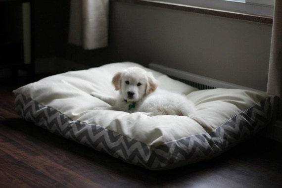 Custom Dog Bed, Washable