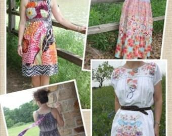 Sewing Patterns, Fashion Formula Dresses Book  by  Kay Whitt