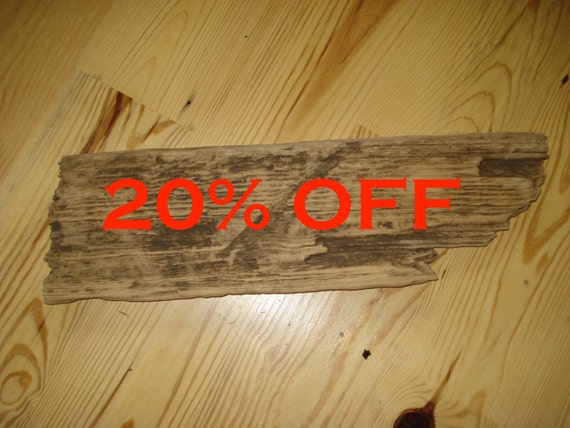 Reduced 20% OFF Manmade Drift Wood, Beached Wood (F15MD01)