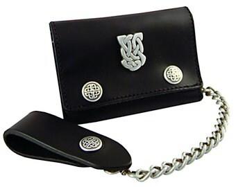 Celtic Chain Wallet