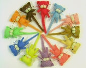 Mini Kitty in ANY COLOR made to order