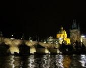 Charles Bridge, Prague, Czech Republic 8 x 12 Print